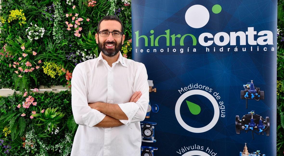 """"""" APP Hidroconta surge necesidad establecer comunicación directa cliente"""""""