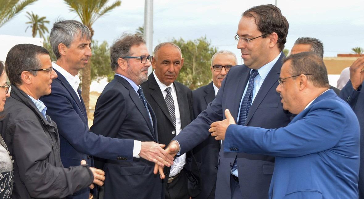 Aqualia y GS Inima finalizan construcción desaladora Djerba