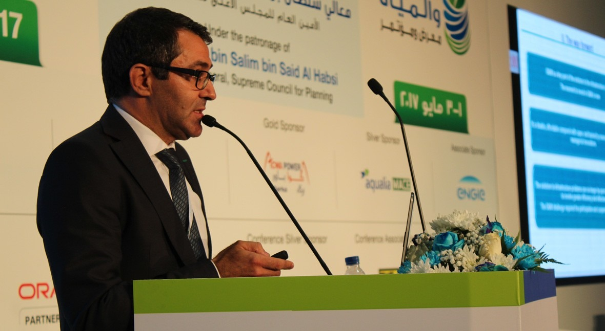 Aqualia presenta soluciones más eficientes Oman Energy & Water Exhibition and Conference