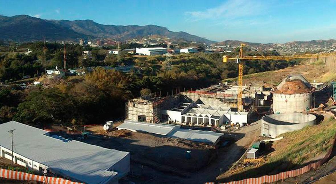 ACCIONA inaugura depuradora Tajos Costa Rica, mayor país