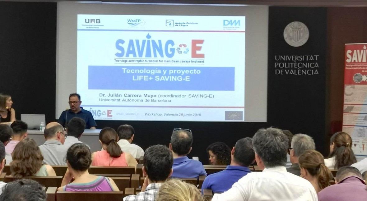 DAM celebra éxito Workshop autosuficiencia energética EDAR