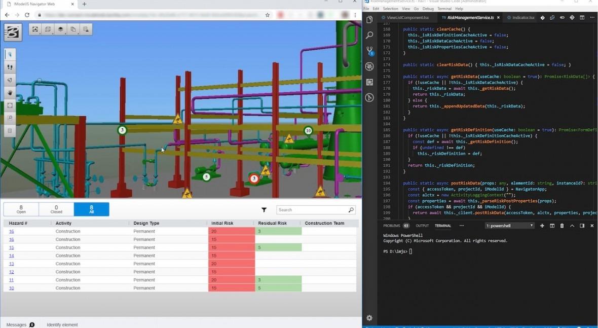 Bentley Systems lanza biblioteca código abierto: iModel.js