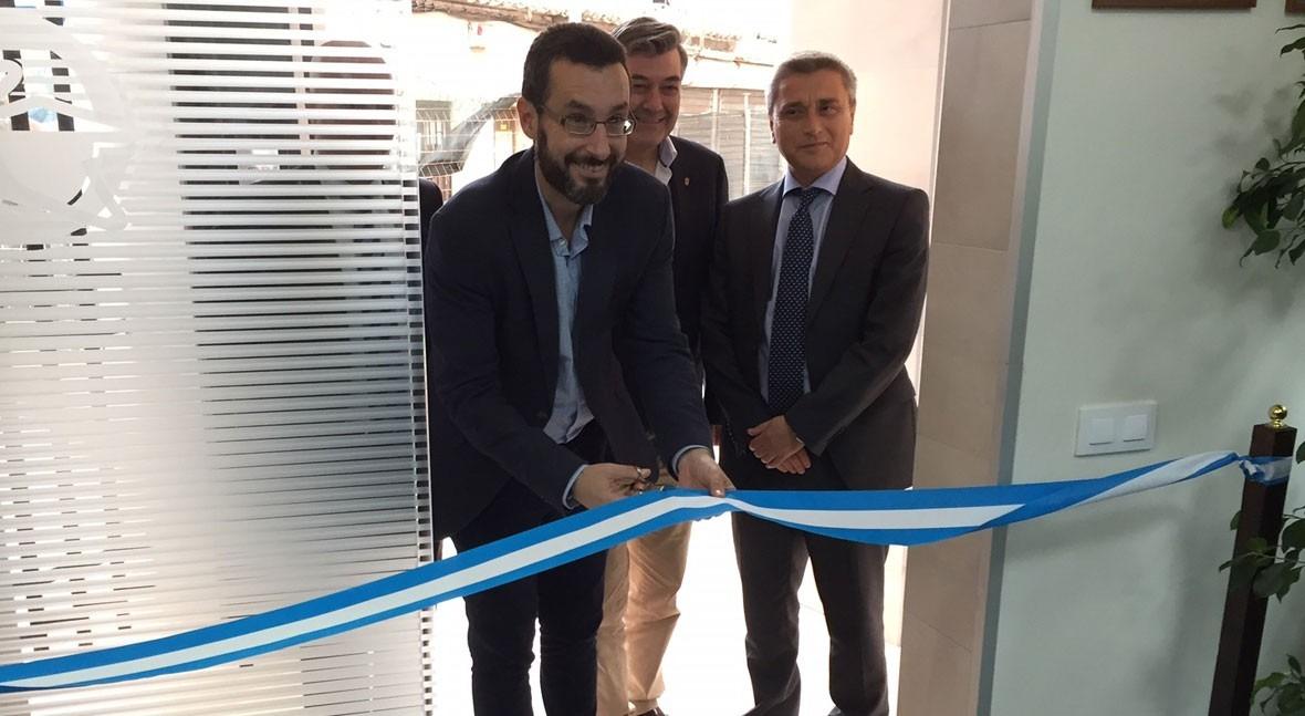 Aqualia inaugura nuevas oficinas Línea, Cádiz, que mejorarán atención ciudadanos