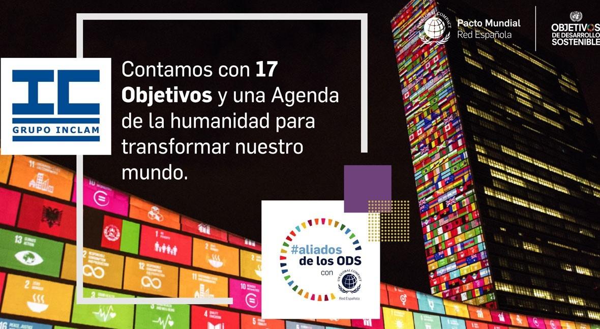 agenda 2030 y 17 objetivos desarrollo sostenible, cumplen 4 años