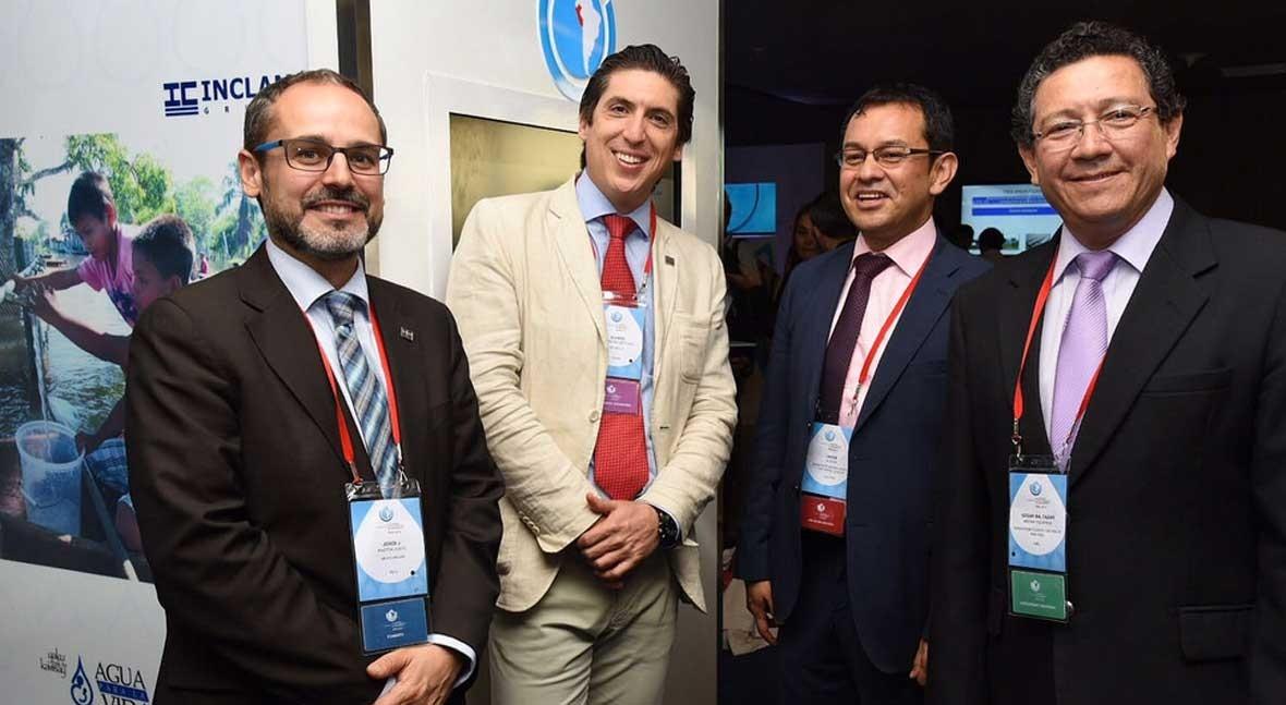 GRUPO INCLAM, única empresa invitada dar Conferencia Magistral LATINOSAN