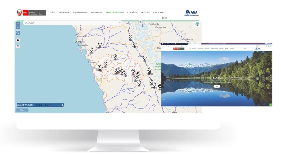 Sistemas ayuda decisión manejo cuencas Latinoamérica