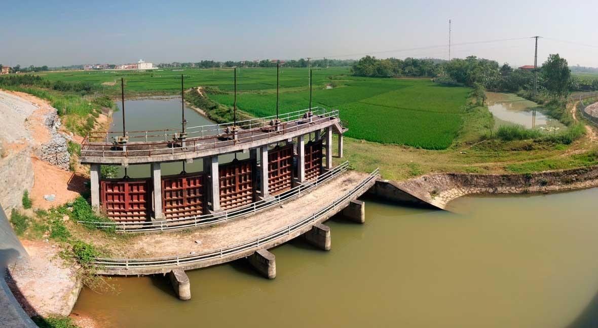 Ciudades Verdes Vietnam: Gestión inundaciones desarrollo sostenible