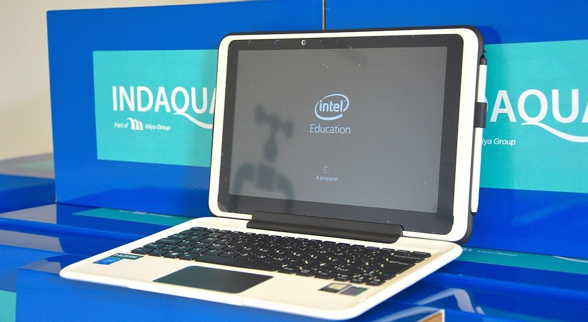 Miya dona 150 ordenadores familias afectadas Covid-19