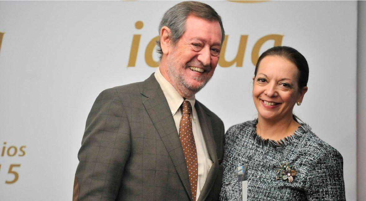 Junta Andalucía recibe Premio iAgua Mejor Administración autonómica española