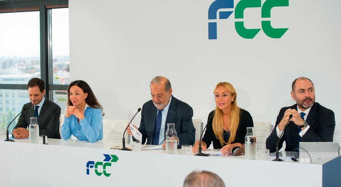 FCC reporta beneficio neto 176 millones euros nueve primeros meses año