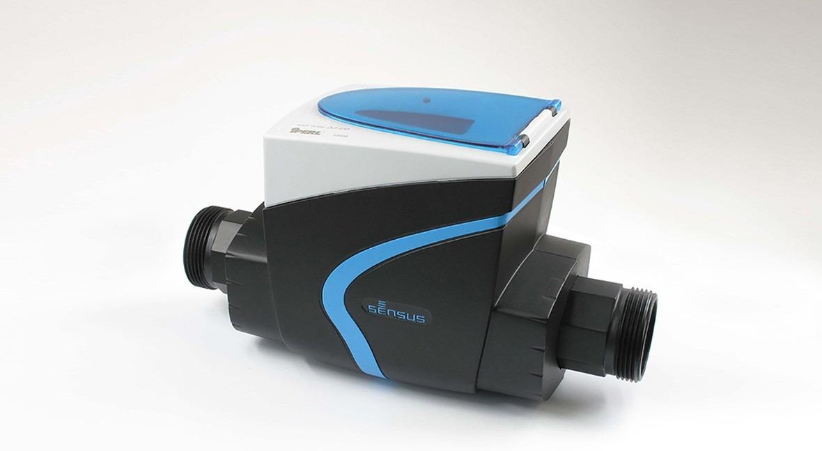 iPERL, primer sensor tecnología estática medición agua