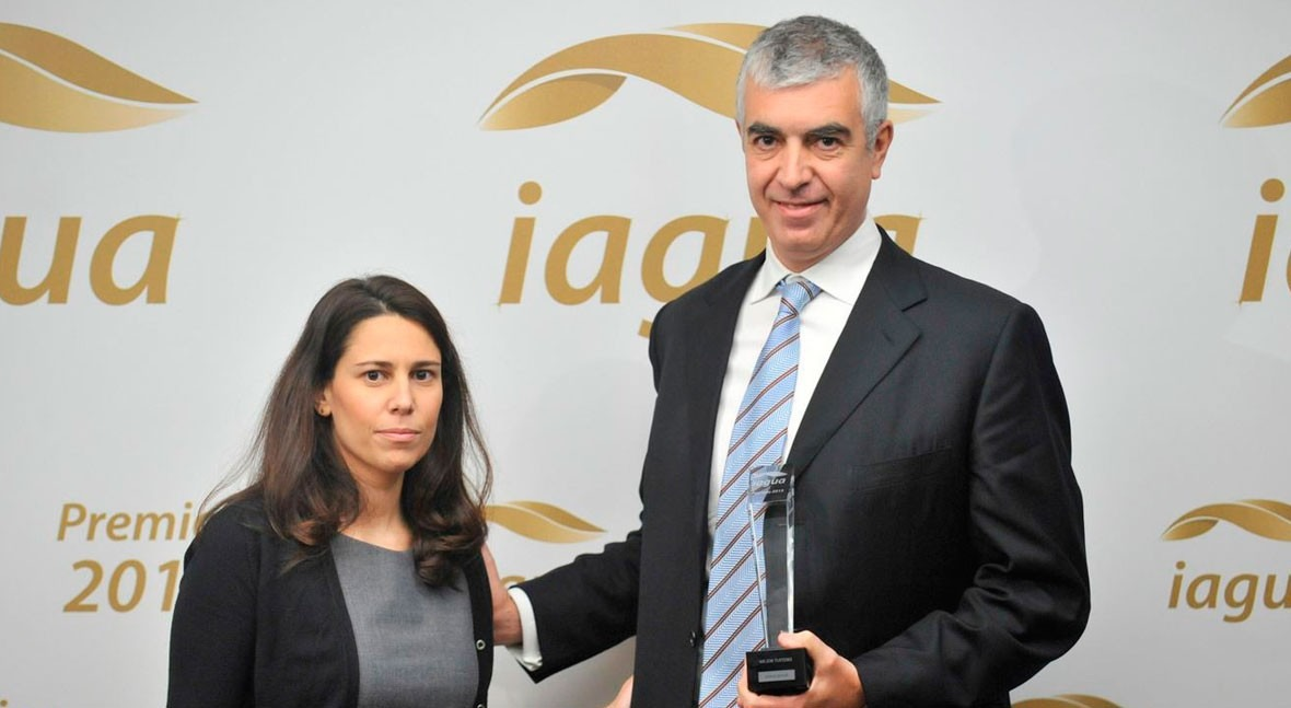 Ignasí Serviá, Mejor Tuitero Premios iAgua 2015
