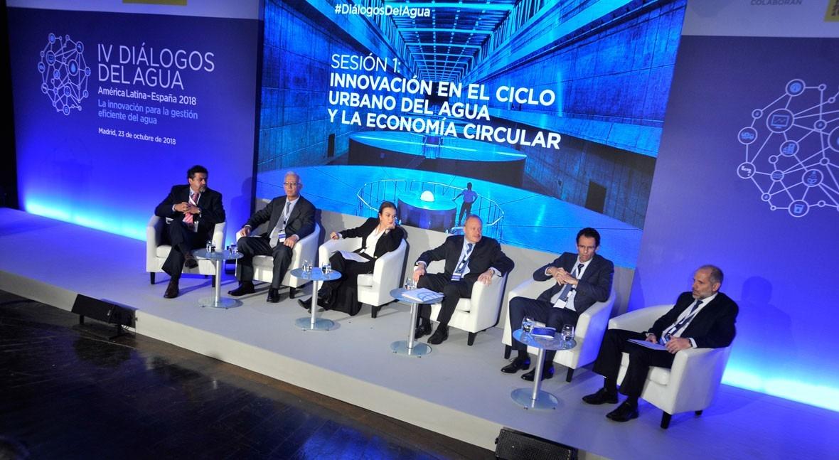 América Latina-España: innovación desafíos gestión eficiente agua