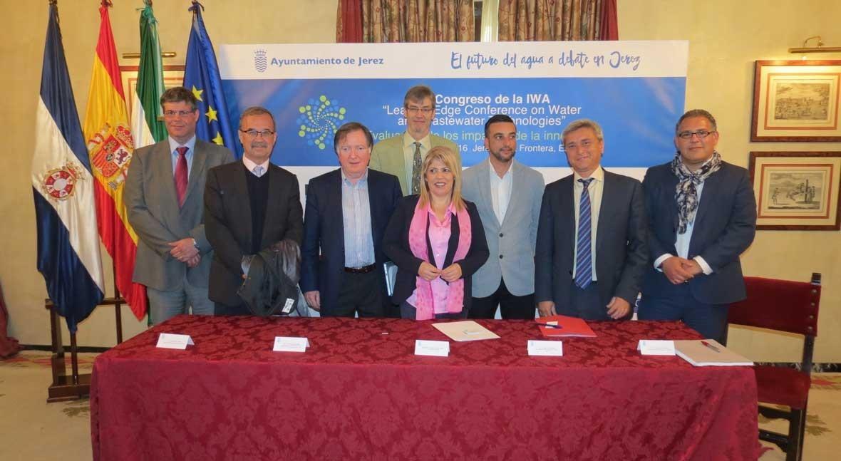 Jerez espera 400 científicos IWA 2016, mayores eventos mundiales agua