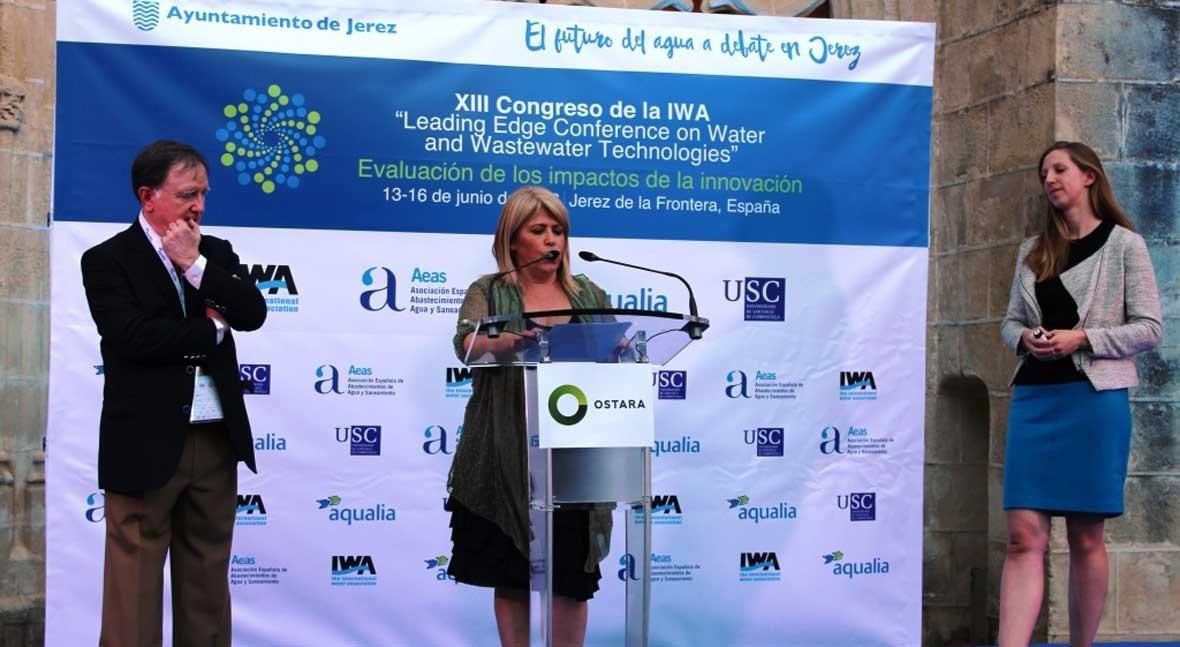 Innovación y consenso resolver retos agua, también Andalucía