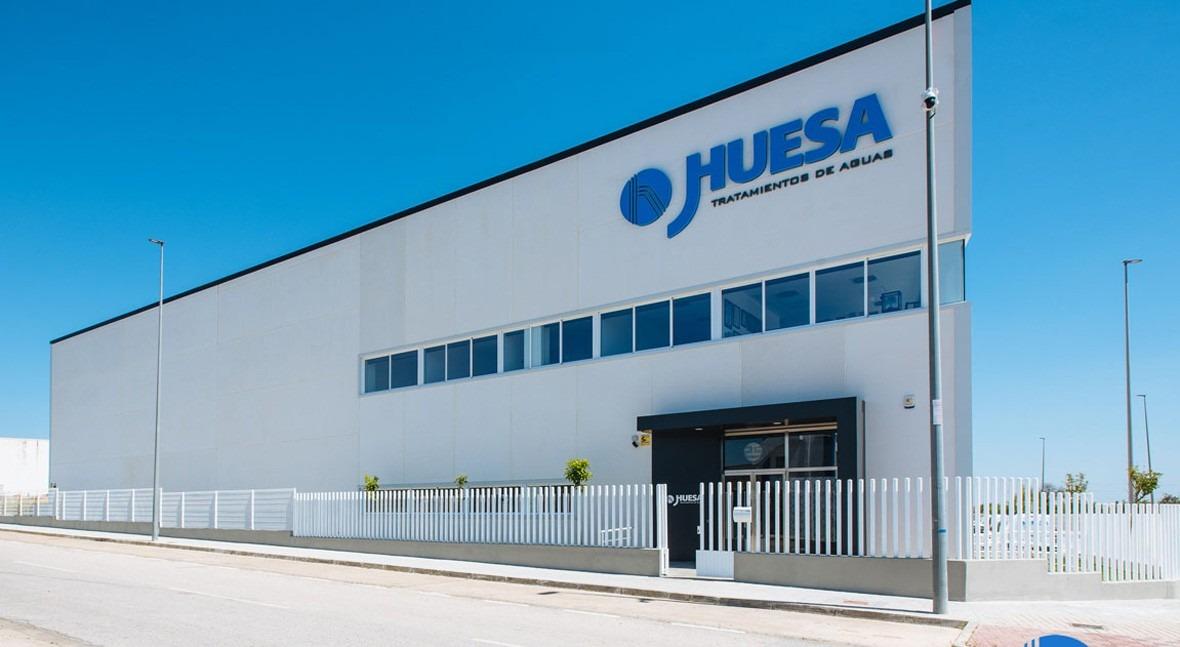 Nuevas instalaciones tratamiento aguas J. Huesa