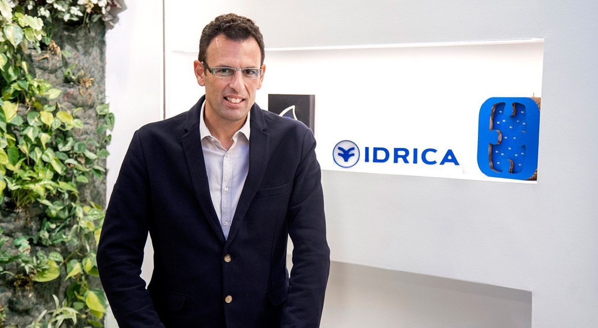 Idrica abre delegación Colombia