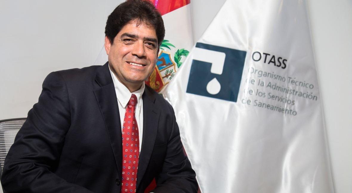 """"""" reto OTASS es lograr que EPS doten todos peruanos servicio básico agua"""""""