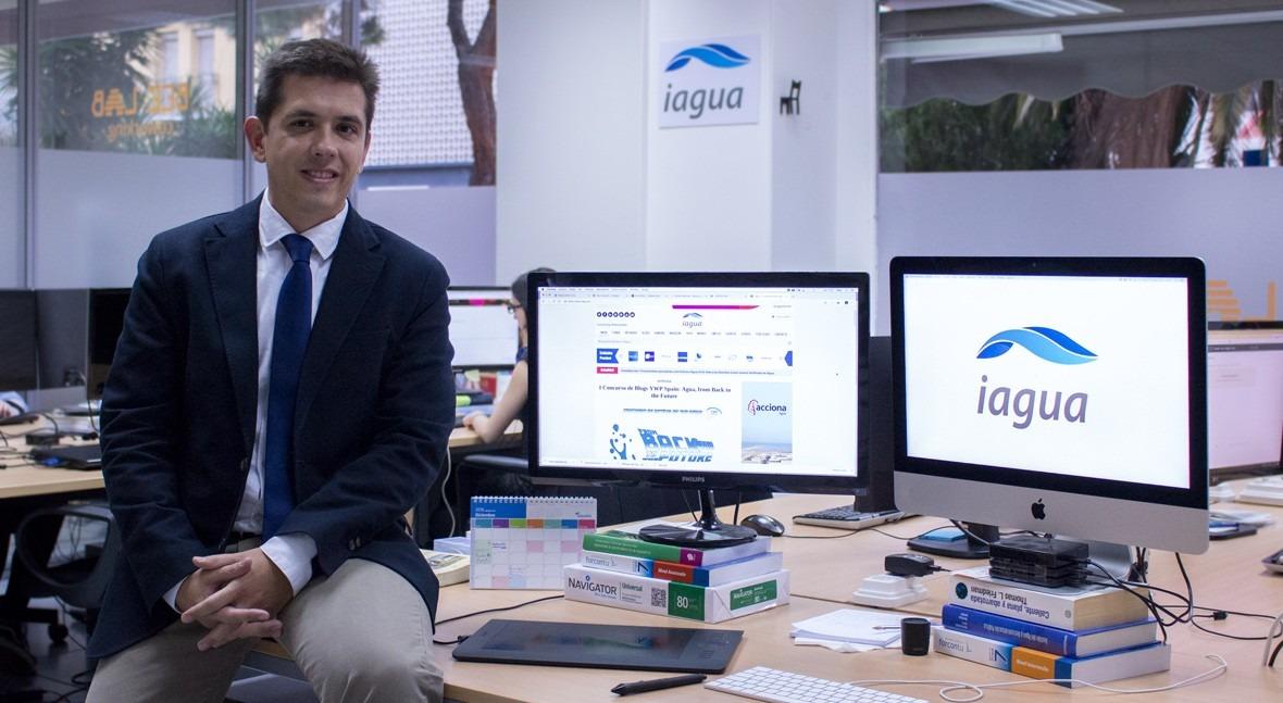 Javier Reyes, nuevo Ejecutivo Cuentas iAgua y Smart Water Magazine