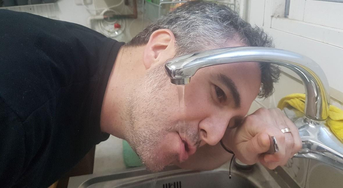 """Jordi Oliveras: """" agua grifo tiene dos ventajas evidentes: económica y ambiental"""""""