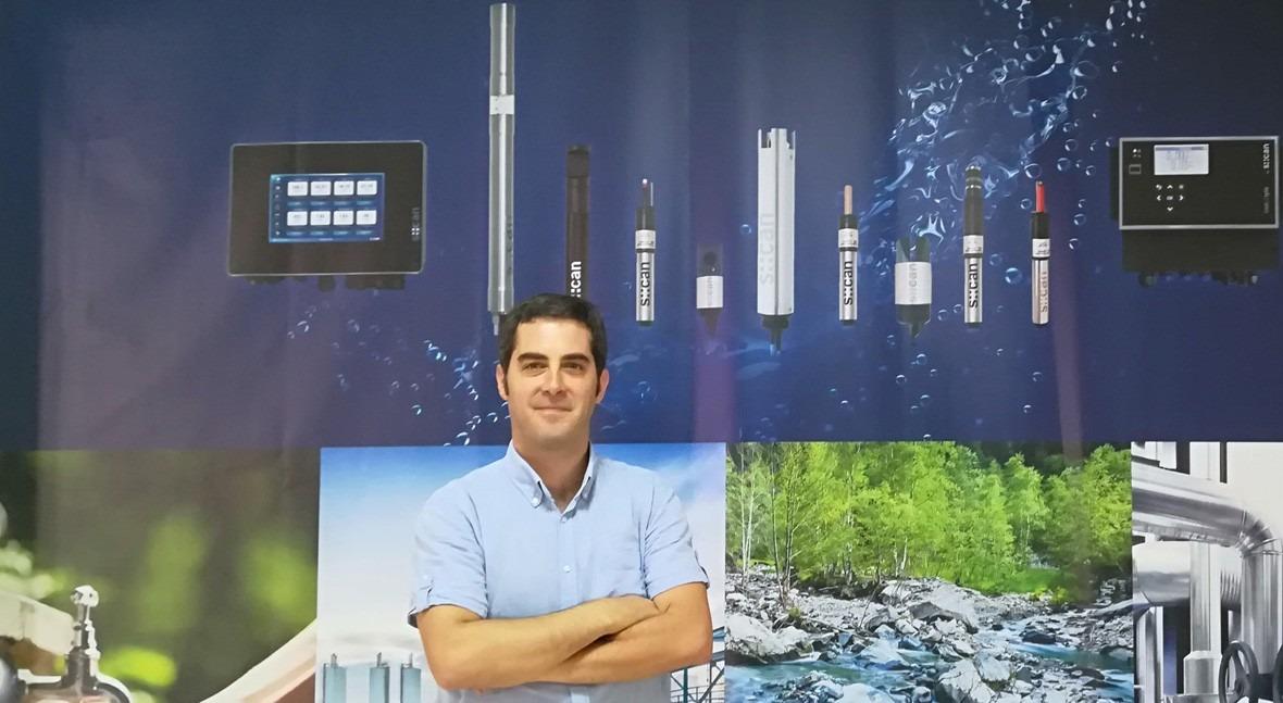 """Raich: """"Tener datos tiempo real es indispensable mejorar eficiencia uso agua"""""""