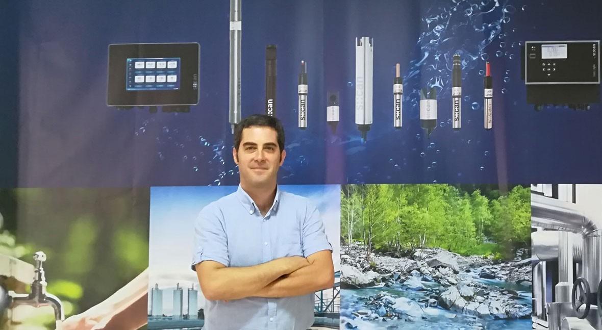 """Jordi Raich: """"spectro::lyser V3 es herramienta sistemas y ciudades inteligentes"""""""