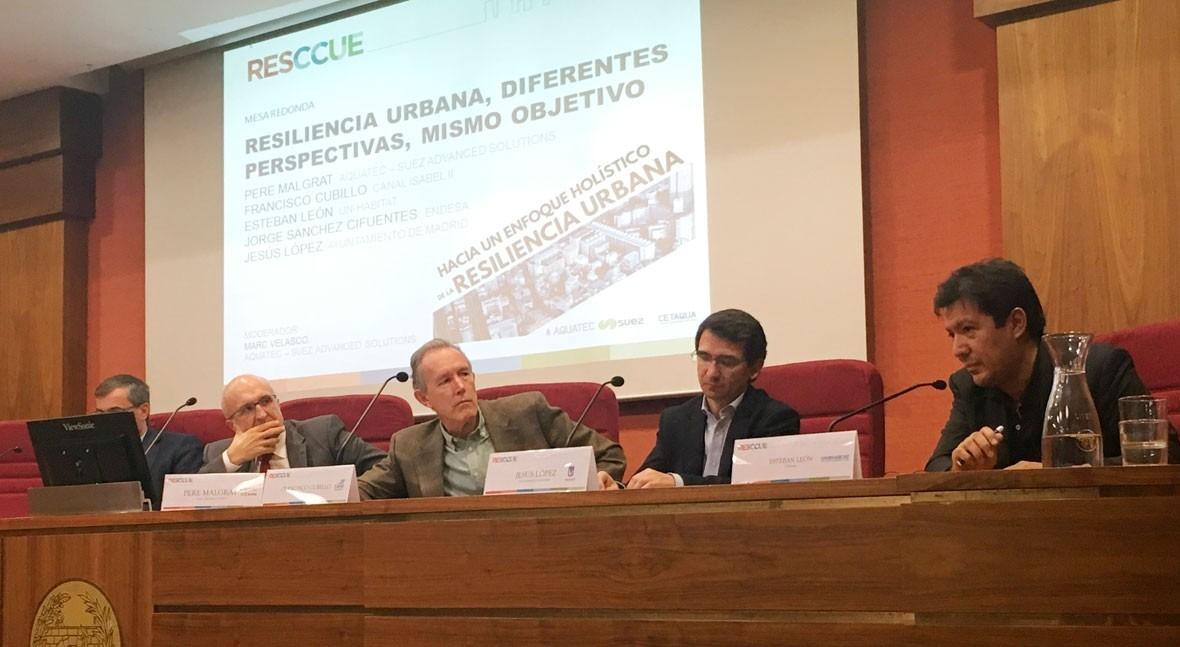 enfoque holístico resiliencia urbana