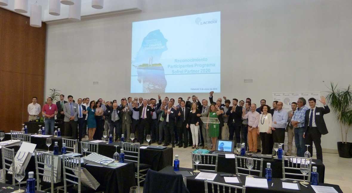 Sofrel reúne Valladolid más 60 partners todo territorio nacional
