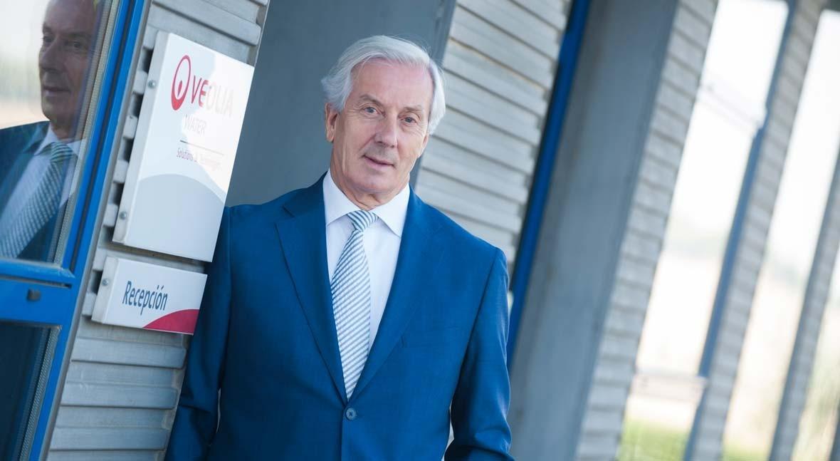 José Ángel Legaz, nuevo Presidente no ejecutivo Veolia España