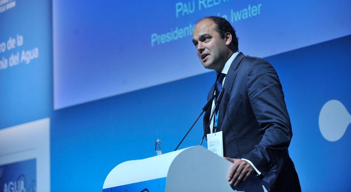 """José Carlos Díez: """" pesar salir crisis, inversión agua España no se recupera"""""""