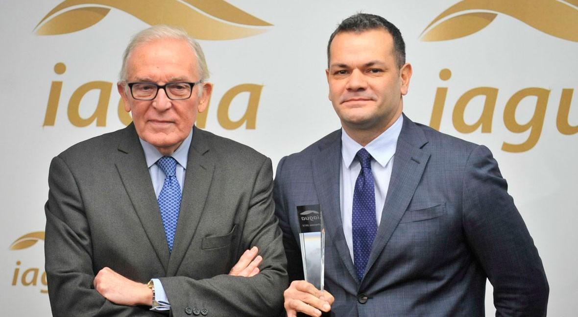 Fundación Aquae, reconocida como Mejor Fundación Premios iAgua 2015