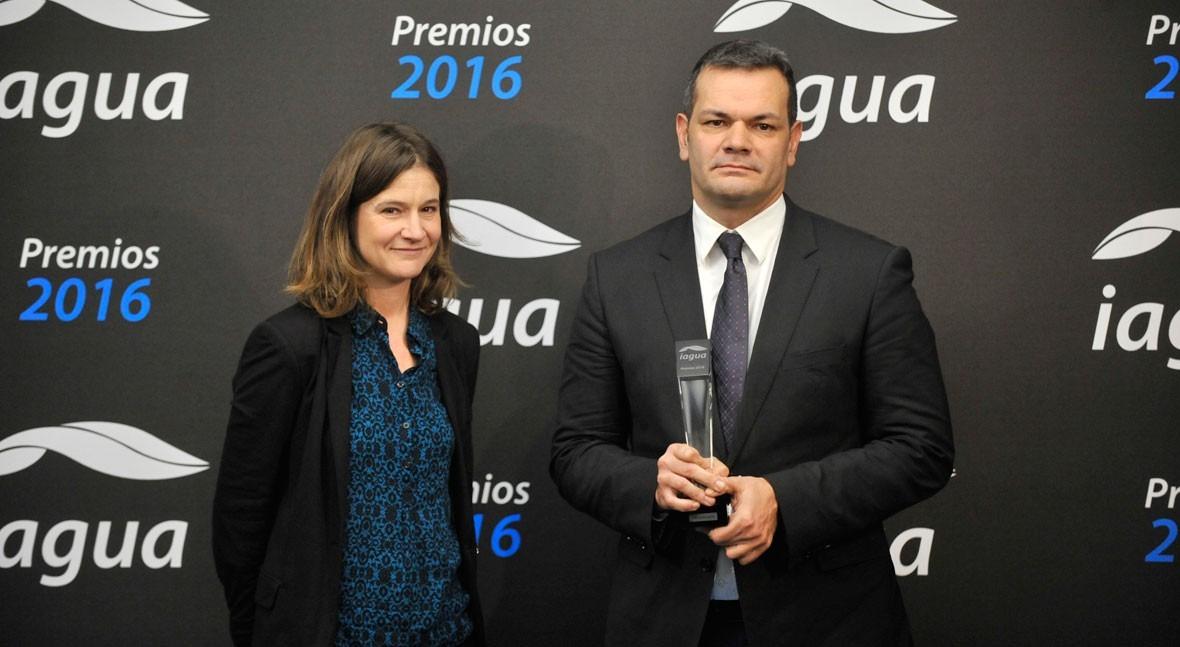 Fundación Aquae repite como Mejor Fundación Premios iAgua 2016