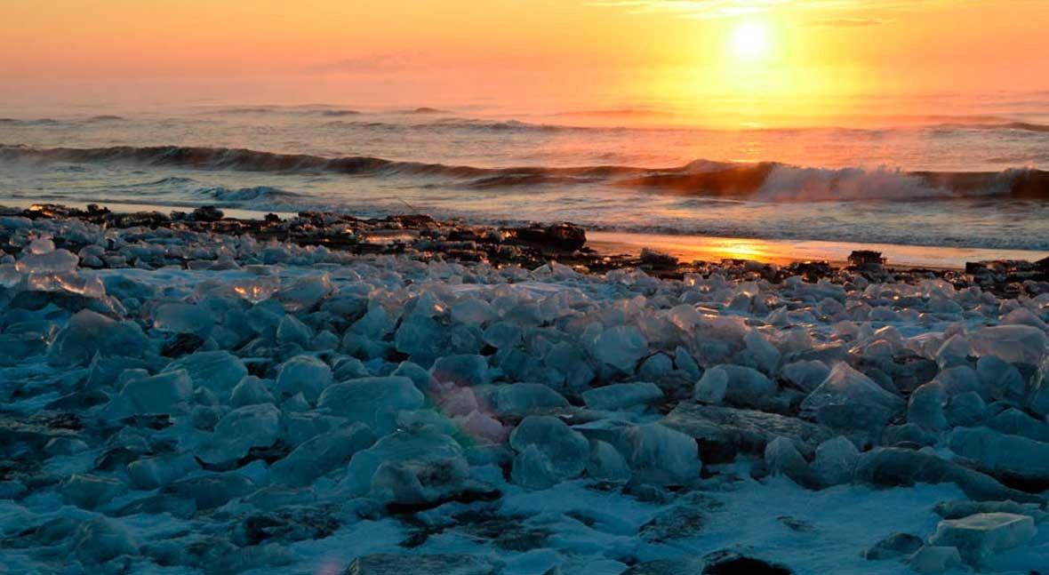 Jewel ice: joyas hielo Japón