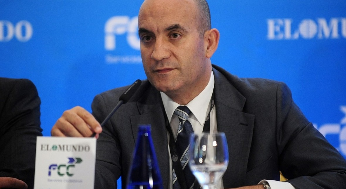 Juan Pablo Merino, Director de Comunicación y Marketing Corporativo de FCC Aqualia.