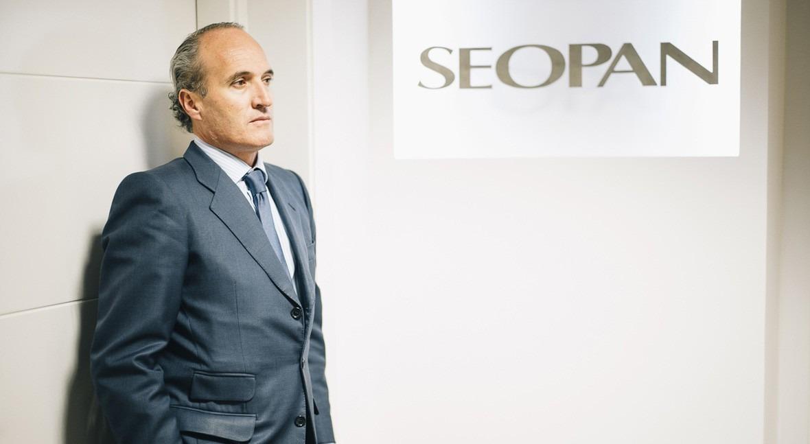 Julián Nuñez, presidente de SEOPAN (dansanphoto©)