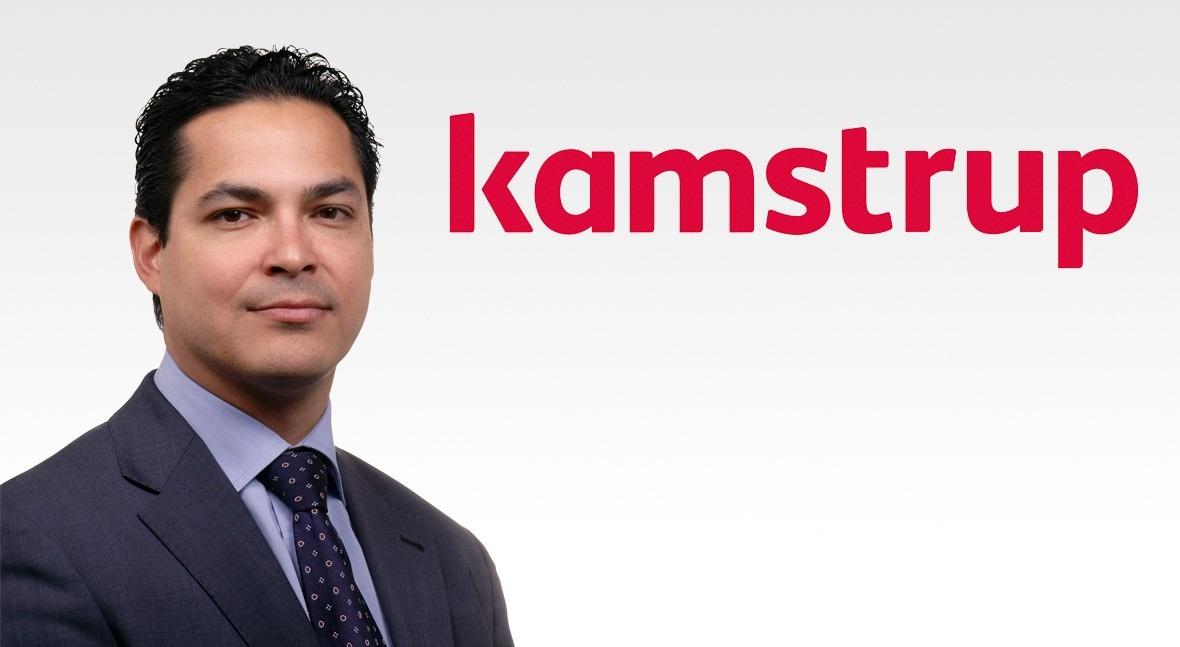 """Ramón López Farías: """"Kamstrup es mayor fabricante contadores ultrasónicos nivel mundial"""""""