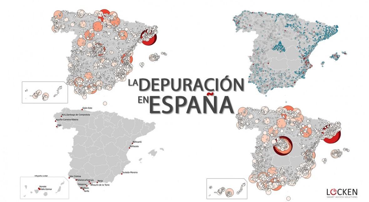 depuración España