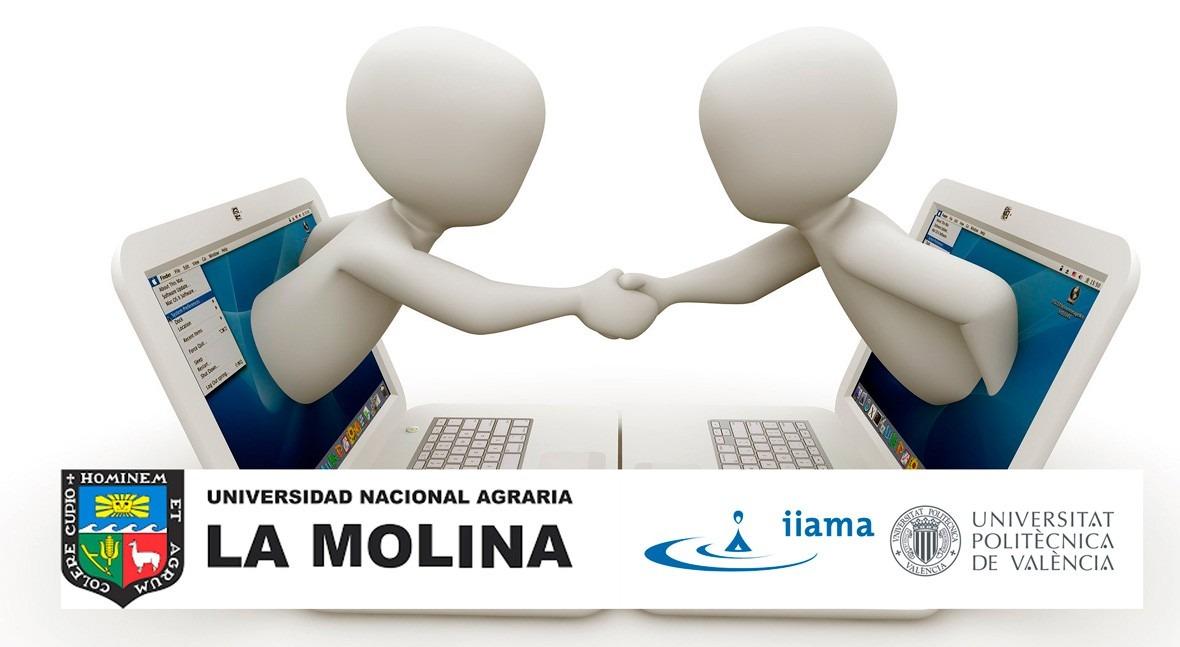 IIAMA incrementa sinergias Universidad Nacional Agraria Molina (Perú)