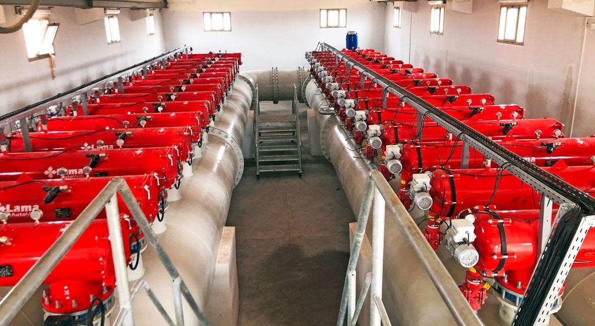 Lama gana proyecto sector Ouelad Said gobierno Marruecos
