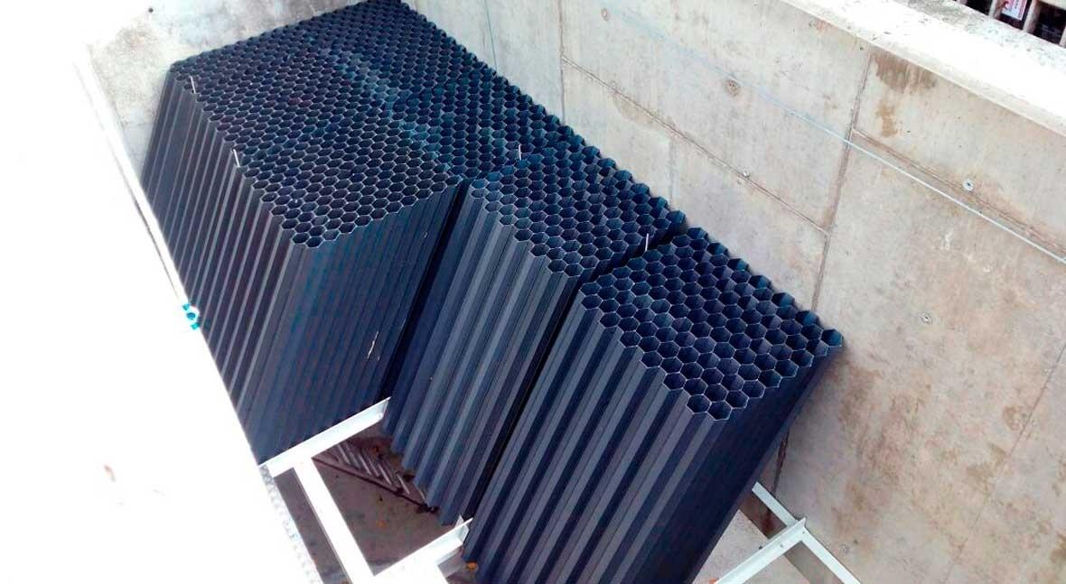 TecnoConverting realiza primera instalación lamelar EE.UU.