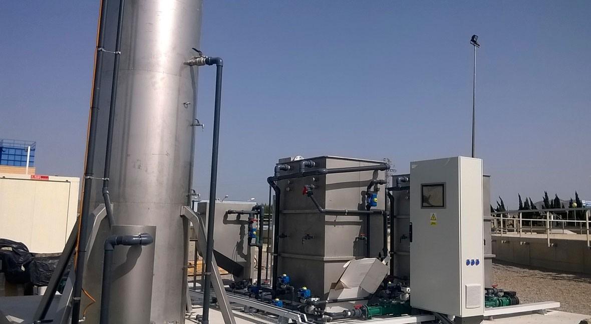 SIAMEC: busca tratamiento más sostenible aguas residuales urbanas e industriales