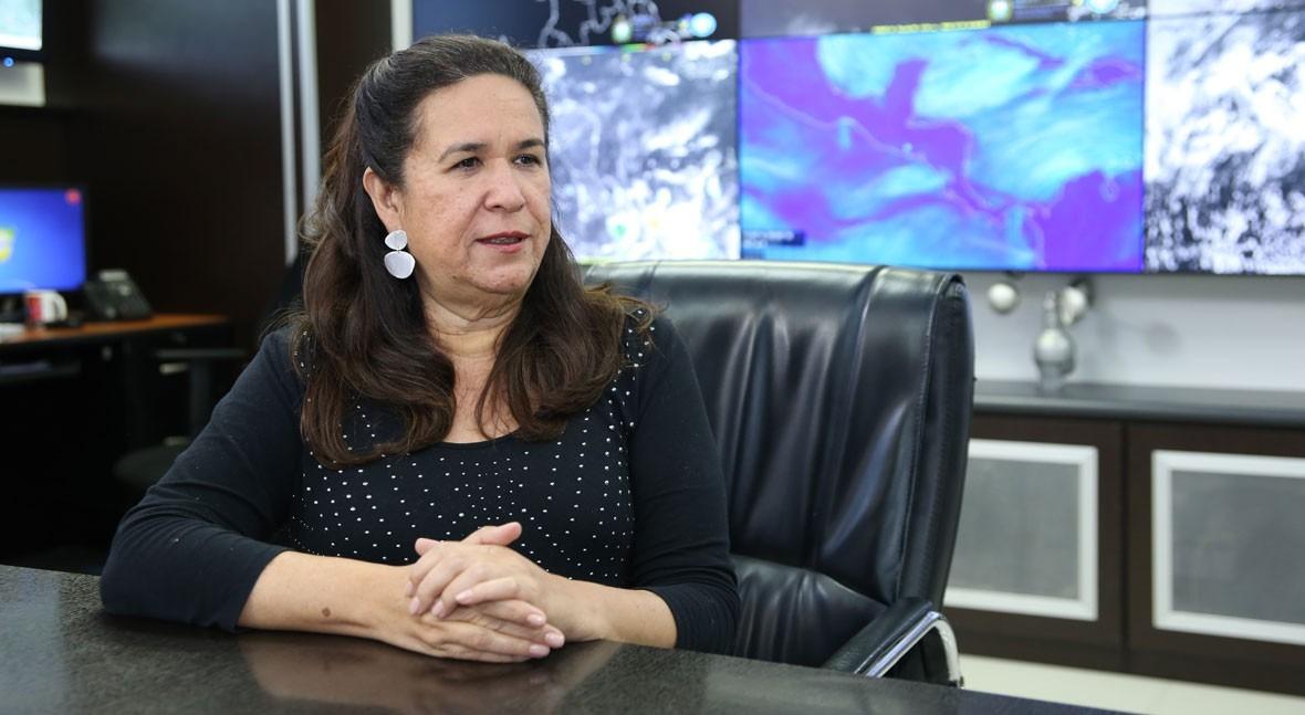 """Lina Pohl: """" Salvador, resolver tema calidad agua es prioritario"""""""
