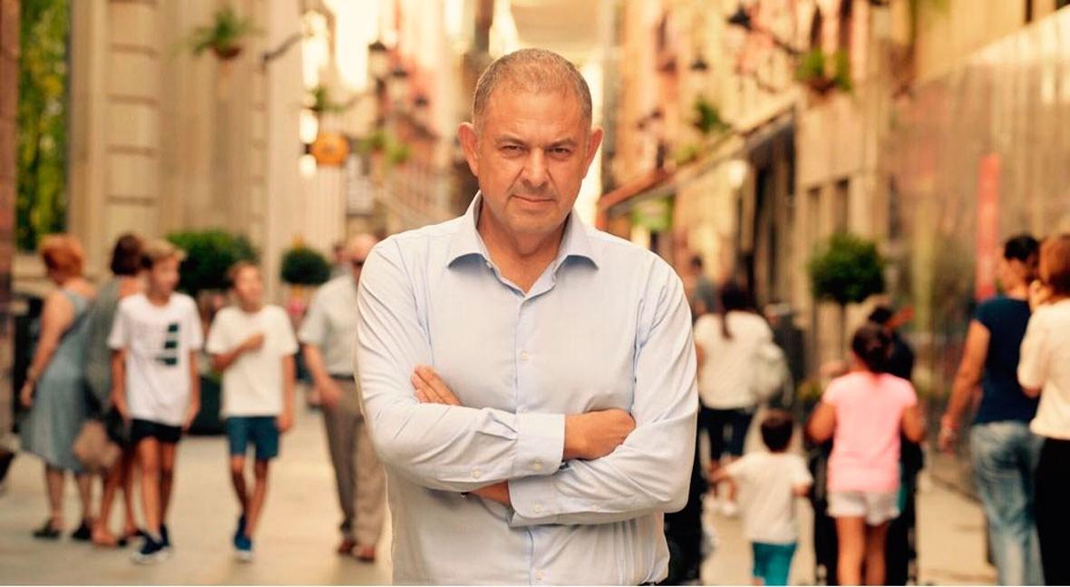 """Lucas Jiménez: """" trasvase es claro detonante progreso sureste español"""""""