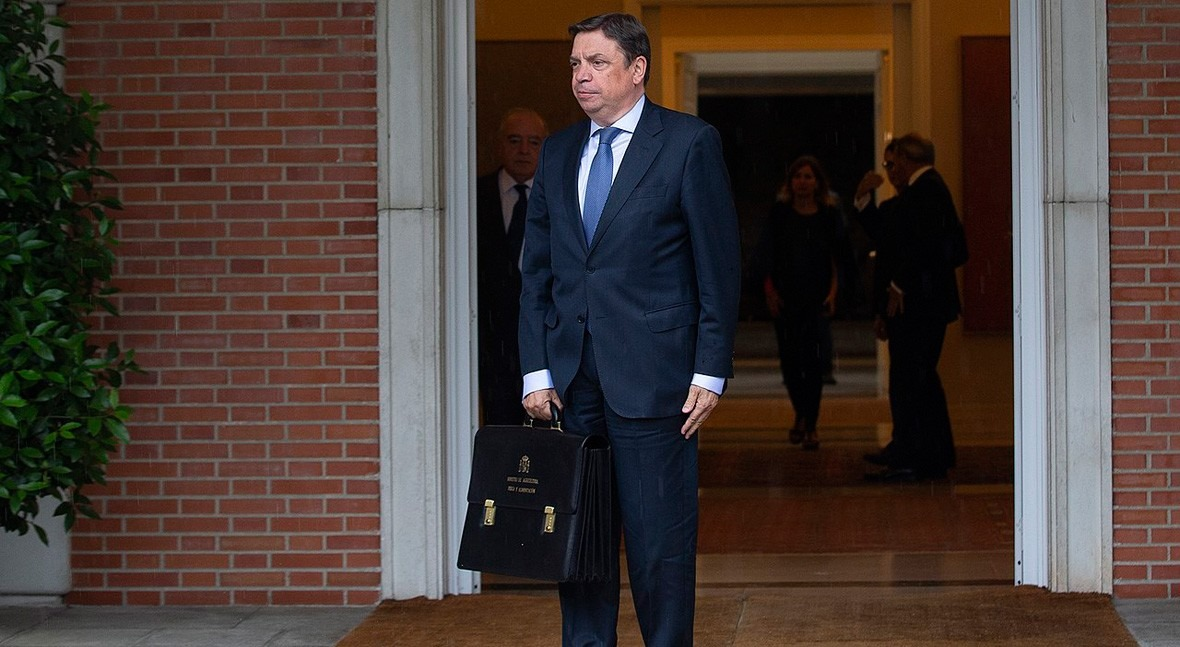 nuevo ministro agricultura, Luis Planas, está imputado caso robo agua Doñana
