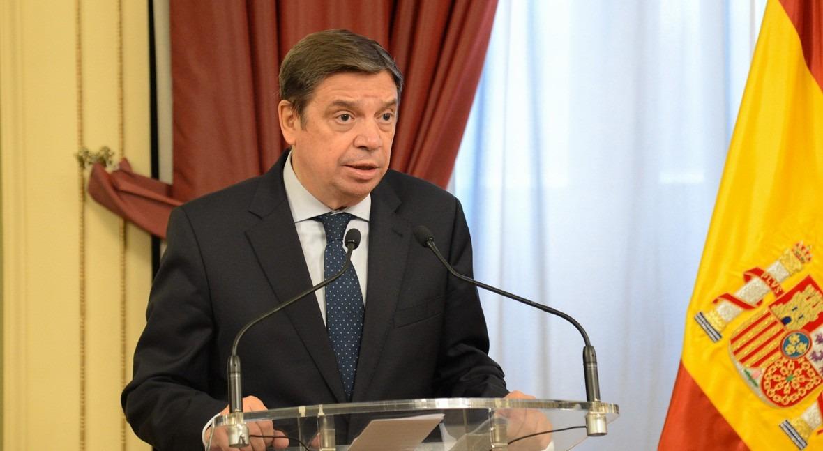 Luis Planas inaugurará encuentro papel regadío reconstrucción España