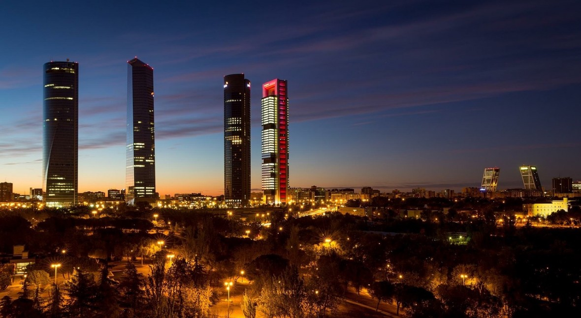 MasterClass Madrid: Resiliencia Urbana Infraestructuras Hidráulicas