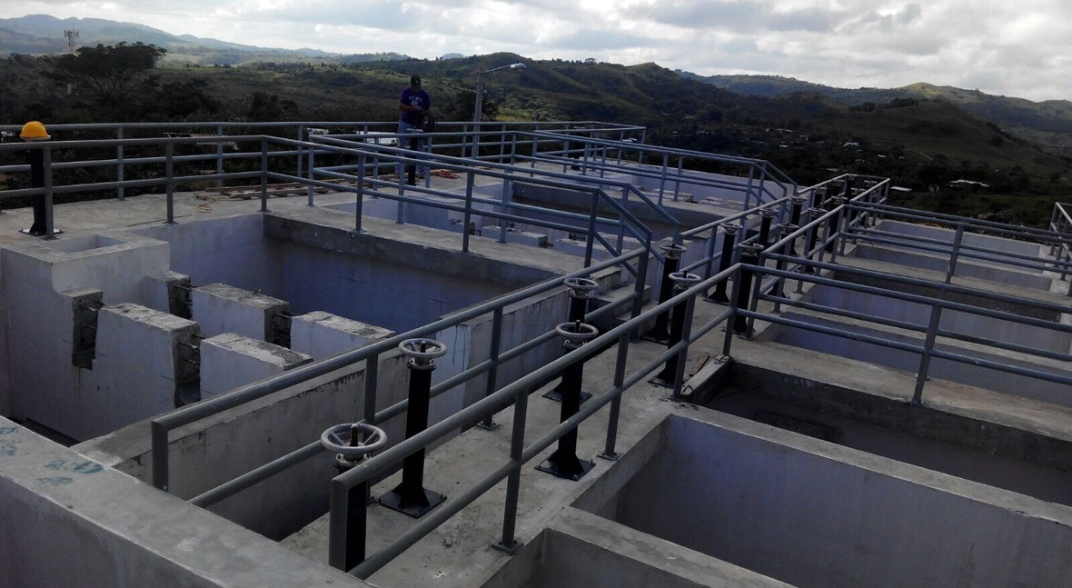 TecnoConverting Engineering finaliza depuradora Managua