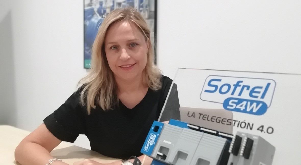 """María Prado Torrecilla: """"SOFREL S4W es duda protagonista catálogo formación"""""""