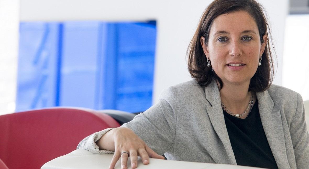 Maria Salamero, directora de Aqualogy Conocimiento