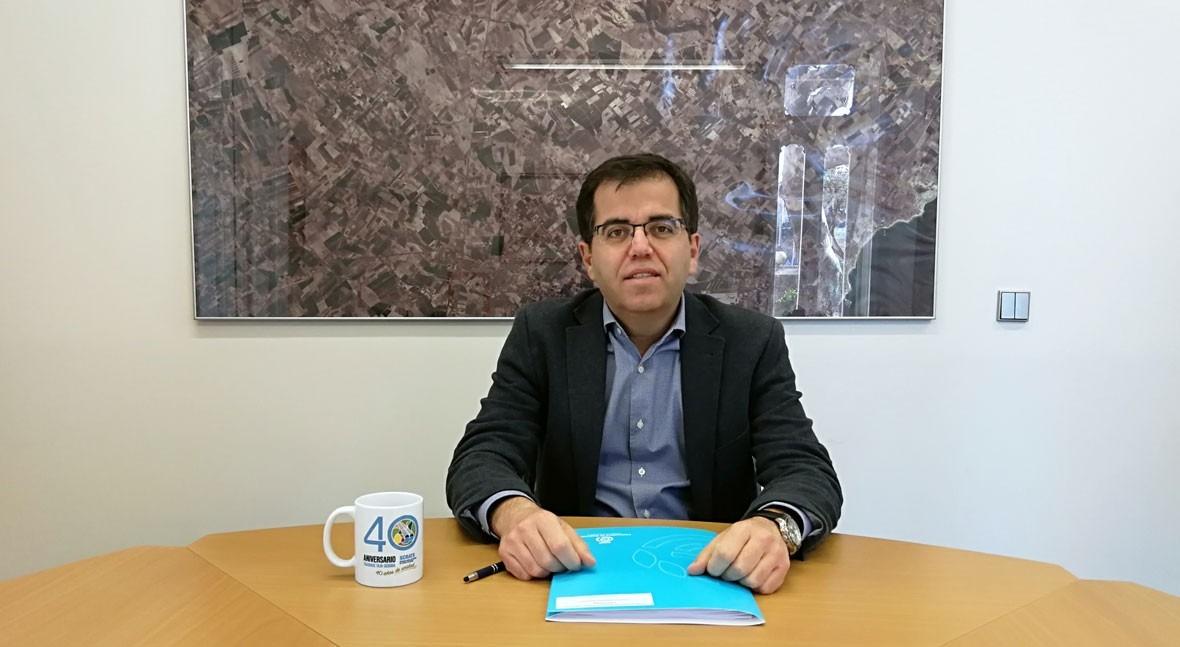 """Mariano Soto: """" importancia trasvase queda patente cuando no se dispone aguas"""""""